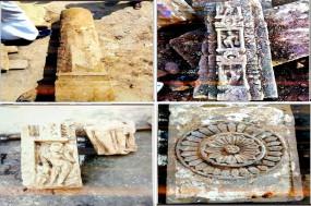 Ayodhya: राम जन्मभूमि पर समतलीकरण के लिए खुदाई में मिले 11वीं सदी से पुराने शिवलिंग, अवशेषों का संग्रालय बनाएगा ट्रस्ट