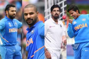 सम्मान: BCCI ने खेल रत्न के लिए रोहित को नामांकित किया, अर्जुन अवॉर्ड के लिए धवन, इशांत और दीप्ति के नाम भेजे