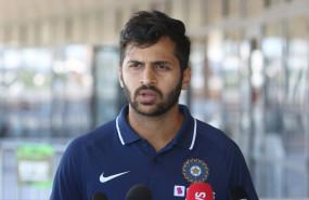 शार्दूल के आउटडोर ट्रेनिंग शुरू करने से बीसीसीआई नाखुश