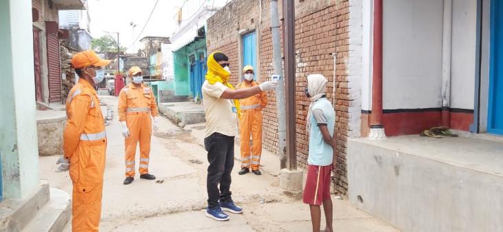 बिहार : बिहटा की एनडीआरएफ टीमें कोरोना, अम्फान से निपटने में जुटीं