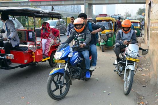 बाइक टैक्सी बुकिंग एप रैपिडो का परिचालन 39 शहरों में बहाल