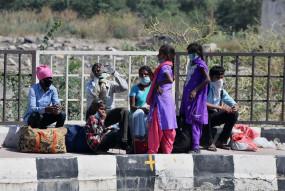 प्रवासी मजदूरों का हाल देख चिंतित हुई भाजपा, मिशन मोड में सहायता पहुंचाने का निर्देश