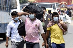 बुंदेलखंड : 3 विशेष श्रमिक रेलगाड़ियों से बांदा पहुंचे 4993 प्रवासी मजदूर