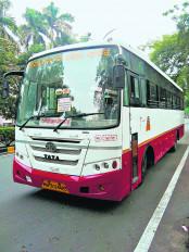 नागपुर रेड जोन में जाने से बसों का संचालन भी नहीं