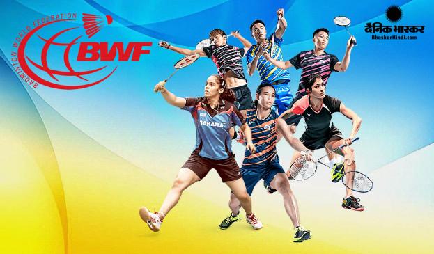 बैडमिंटन: BWF वर्ल्ड चैंपियनशिप-2021 नवंबर तक के लिए स्थगित, ओलंपिक के समय से भी हो रहा था टकराव