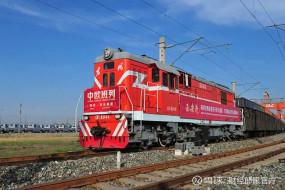 कोरोना वायरस: महामारी के दौरान चीन-यूरोप रेलगाड़ी के परिवहन में हुई वृद्धि