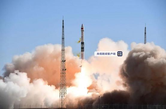 चीन ने शिंग यून नंबर 2 उपग्रह सफलता से प्रक्षेपित किया