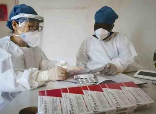 Fight Covid-19: चीन ने जिम्बाब्वे, कांगो और अल्जीरिया में भेजी चिकित्सा विशेषज्ञों की टीम
