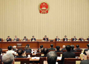 चीन के एनपीसी ने राष्ट्रीय सुरक्षा कानून के प्रस्ताव का समर्थन किया