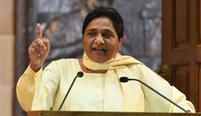 प्रवासी मजदूरों को घर भेजने पर कांग्रेस व भाजपा कर रहीं घिनौनी राजनीति : मायावती