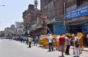 दिल्ली में शराब पर कोरोना शुल्क से 110 करोड़ रुपये से अधिक की कमाई