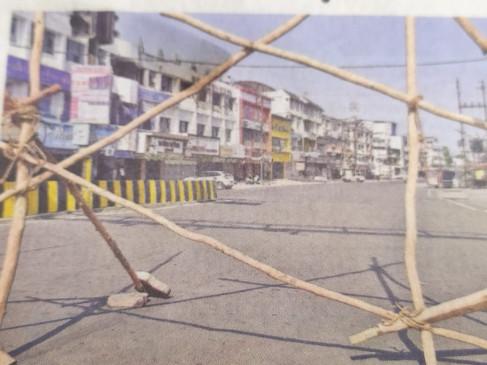 जबलपुर में दो दिन पहले मृत महिला निकली कोरोना संक्रमित, अब तक 104 केस, मृतक संख्या 3 हुई