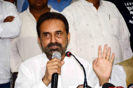 रूपाणी-पटेल के बीच मतभेद से गुजरात में कोरोना योजना प्रभावित : कांग्रेस