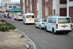 पाकिस्तान में कोरोनावायरस मामलों की संख्या 40,000 पार हुई