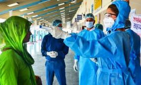 Coronavirus India: देश में 24 घंटे में 6535 नए केस और 146 की मौत, संक्रमितों का आंकड़ा 1 लाख 45 हजार के पार