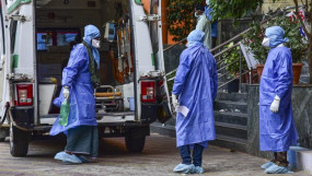 Coronavirus India: देश में बढ़ी कोरोना की रफ्तार, कुल मामले 56 हजार के पार