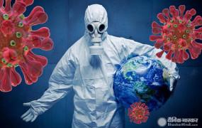 Coronavirus in India: 24 घंटे में मिले 6,566 मरीज और 194 मौतें, कुल मामले 1 लाख 58 हजार से ज्यादा