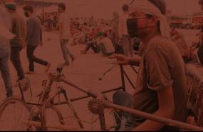 Corona Pandemic: एक हाथ से रिक्शा चलाकर दिव्यांग दिल्ली से बिहार पहुंचा, बोला- अब कभी नहीं जाऊंगा