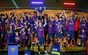 कोरोना के बीच फुटबॉल: ला लीगा और बुंदेसलीगा जल्द होगी शुरू, 8 मई से खाली स्टेडियमों में खेली जाएगी कोरियन लीग