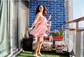 देबिना बनर्जी ने अभिभावकों के प्रति जताया प्यार