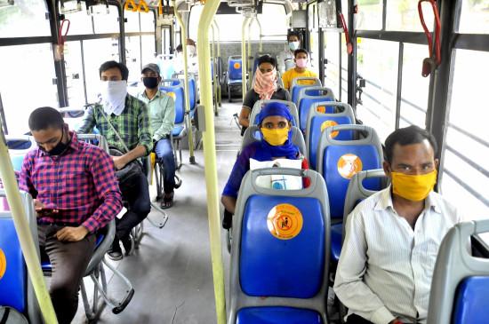 दिल्ली : 20 से ज्यादा सवारी होने पर ड्राइवर नहीं चलाएगा बस