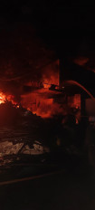 दिल्ली : आरके पुरम इलाके में आग, कोई हताहत नहीं