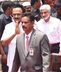डीएमके ने 31 मई को सर्वदलीय बैठक बुलाई