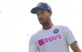 क्रिकेट: मयंक ने कहा, अंतर्राष्ट्रीय पदार्पण से पहले द्रविड़ के शब्दों ने मेरा हौसला बनाए रखा