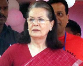 पीएम केयर फंड पर कांग्रेस के ट्वीट के लिए सोनिया के खिलाफ एफआईआर