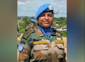 Award: मेजर सुमन गवानी को संयुक्त राष्ट्र जेंडर एडवोकेट अवार्ड, पहली बार किसी भारतीय को मिलेगा सम्मान