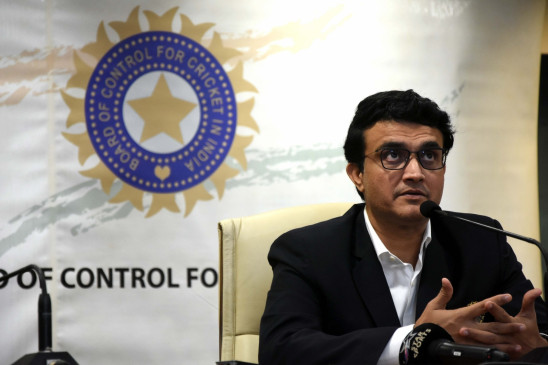 क्रिकेट: गांगुली ने कहा, आस्ट्रेलिया के साथ पांच मैचों की टेस्ट सीरीज मुमकिन नहीं