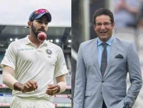 क्रिकेट: जसप्रीत बुमराह को वसीम अकरम की सलाह, भविष्य में काउंटी क्रिकेट खेलने की जगह रेस्ट को ही चुनना