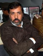उत्तर प्रदेश: रंगदारी के मामले में जौनपुर के पूर्व सांसद धनंजय सिंह भेजे गए जेल