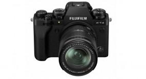फुजीफिल्म ने भारतीय बाजार में एक्स-टी 4 मिररलेस डिजिटल कैमरा लॉन्च किया