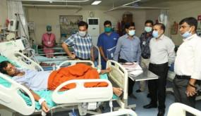 Gas Leakage: विशाखापट्टनम के बाद छत्तीसगढ़ के रायगढ़ में भी जहरीली गैस लीक, 7 मजदूर अस्पताल में भर्ती