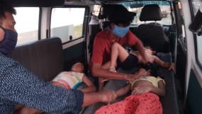 गैस त्रासदी : 8 की मौत, 240 उपचाराधीन, 20 की हालत गंभीर (लीड-3)