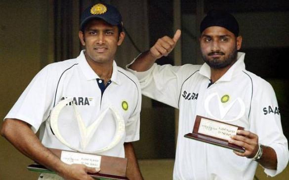 क्रिकेट: गंभीर ने कहा- DRS पहले होता तो कुंबले अपने करियर का अंत 900 और हरभजन 700 से ज्यादा विकेट लेकर करते