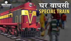 Special Train: लॉकडाउन में फंसे लोगों के लिए चलेंगी स्पेशल ट्रेन, सरकार ने दी इजाजत