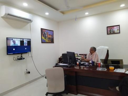 हरियाणा केंद्रीय विश्वविद्यालय के छात्र ने बनाया गेट पास मैनेजमेंट सिस्टम