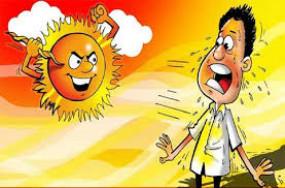 नागपुर जिले में 2 दिन हीटवेव की चेतावनी,44 डिग्री पर पहुंचा पारा
