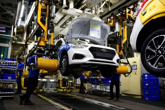 Hyundai के चेन्नई संयंत्र के तीन कर्मचारी कोविड-19 से संक्रमित पाए गए