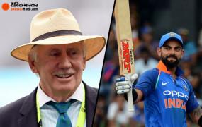 क्रिकेट: इयन चैपल ने विराट को मौजूदा दौर में दुनिया का सर्वश्रेष्ठ बल्लेबाज बताया, बोले-तीनों फॉर्मेट में कोहली के रिकॉर्ड अविश्वसनीय