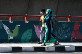 आईएमडी ने मंगलवार को गर्म लहर चरम पर होने की चेतावनी दी