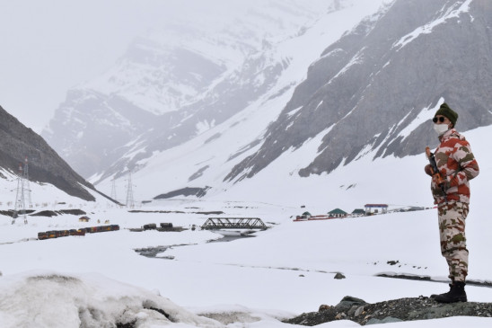 लद्दाख में तनाव के बीच भारत ने चीन को सभी पुराने समझौते याद दिलाए