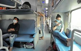 भारतीय रेल ने पिछले 15 दिनों में 14 लाख लोगों को उनके गंतव्य तक पहुंचाया
