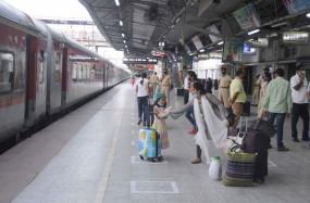 भारतीय रेलवे सभी जिलों से श्रमिक स्पेशल चलाने को तैयार