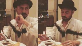 Memories: पानीपुरी खाते दिखे दिवंगत एक्टर इरफान खान, यहां देखें पूरा वीडियो