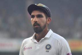 क्रिकेट: सलाइवा का उपयोग न करने पर ईशांत तैयार