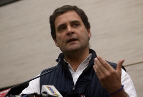 अर्थव्यवस्था के दिल की हिफाजत जरूरी : राहुल गांधी