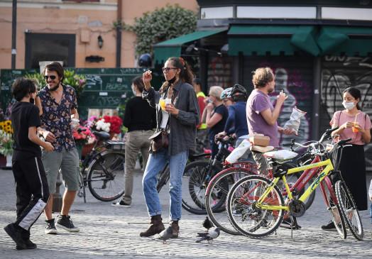 इटली, स्पेन ने कोविड-19 प्रतिबंधों में और ढील दी
